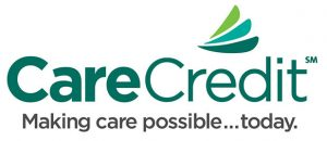 "Green Care Credit logo with ""Making care possible...today"" underneath"